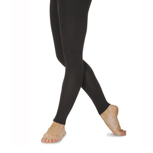 Flipside Cotton Lycra Footless Tights