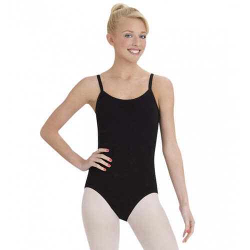Arts Education Camisole Leotard With Bra Tek