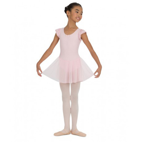 Roshe Performing Arts Flutter Sleeve Dress Child