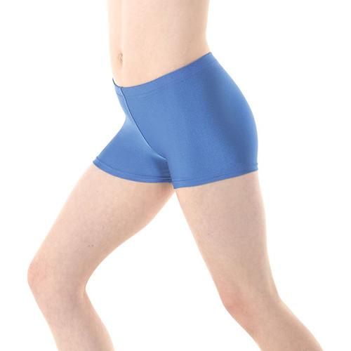 Tappers & Pointers Nylon Lycra Shorts Jr