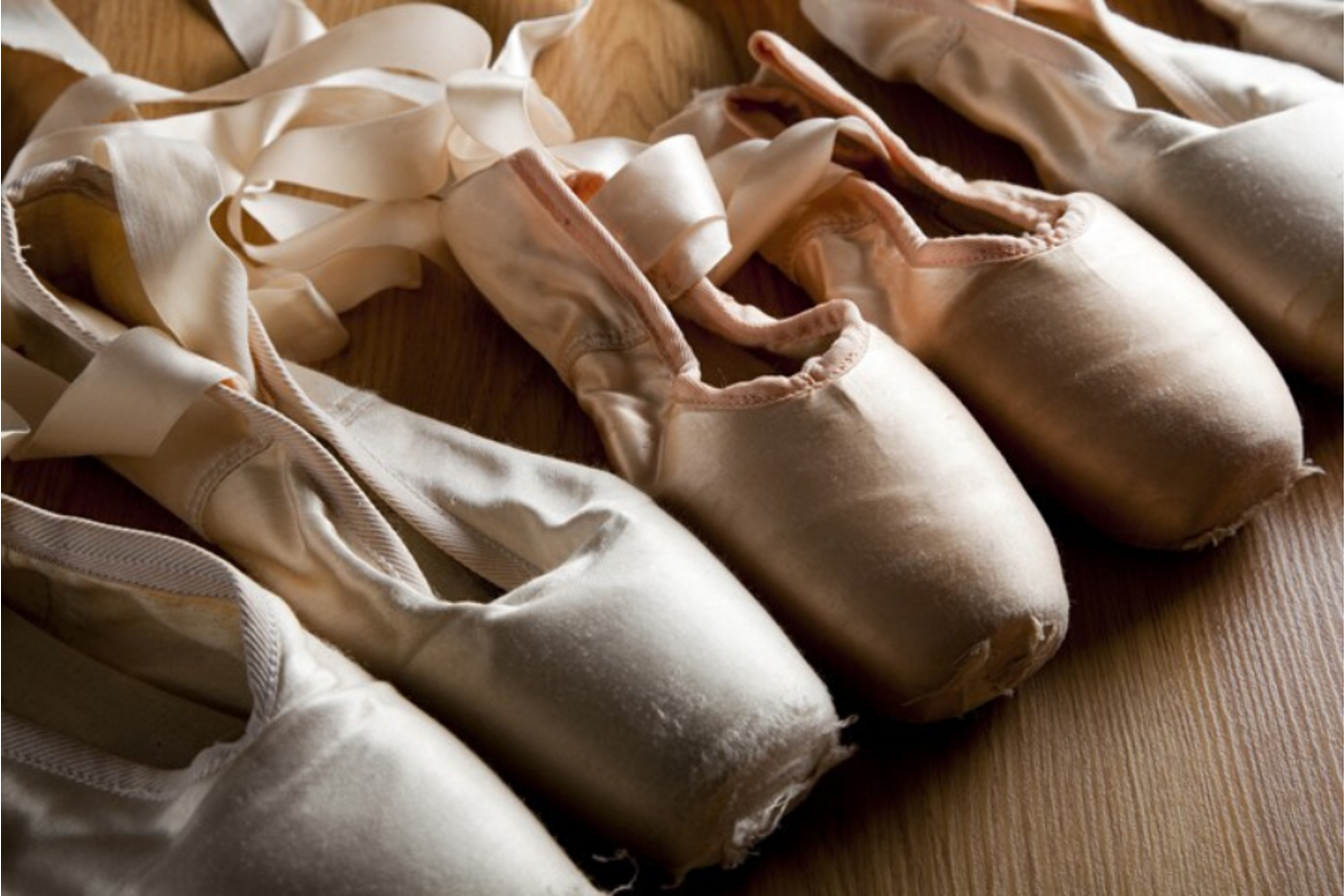 BOOK A POINTE SHOE FITTING