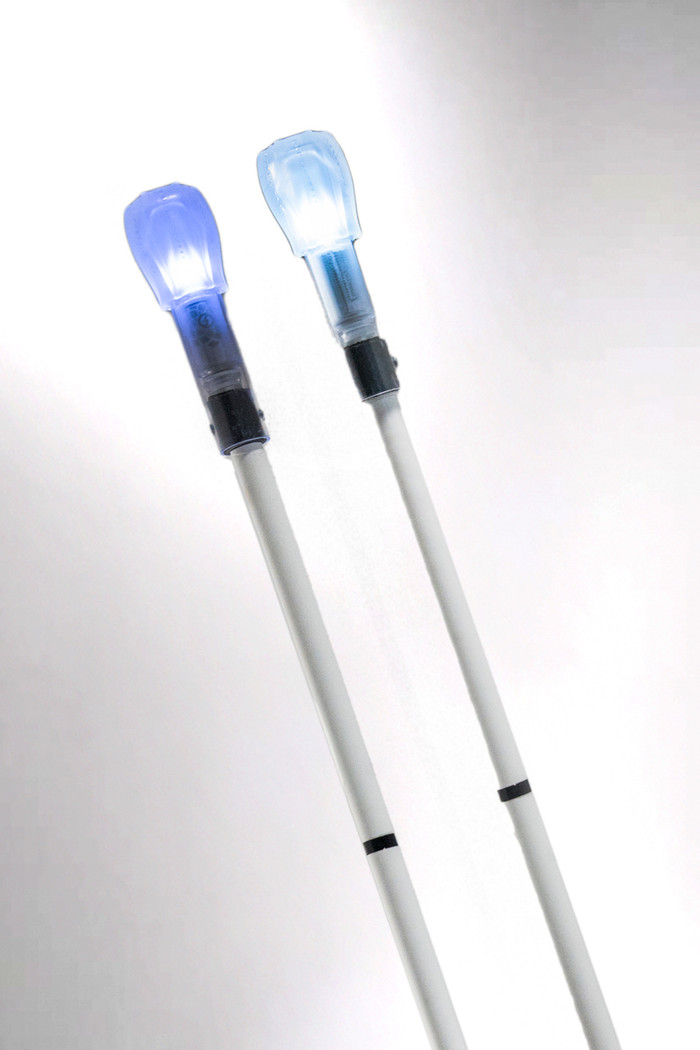 Double Staff - Capsule Lights
