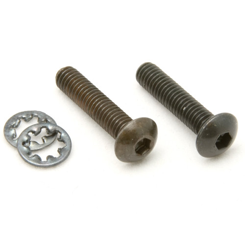 <p>In stock and ready to ship at MorMusic</p><p>Seen it cheaper elsewhere? We'll aim to match or beat any like for like price!</p>Genuine replacement rear nut mounting screw for Floyd Rose Tremolo Systems. Made in Germany (set of 2)