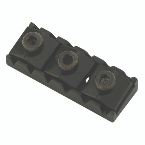 <p>In stock and ready to ship at MorMusic</p><p>Seen it cheaper elsewhere? We'll aim to match or beat any like for like price!</p>Authentic locking nut for German-made Original and Pro Tremolo Systems. Width 42.85mm; Radius 10""