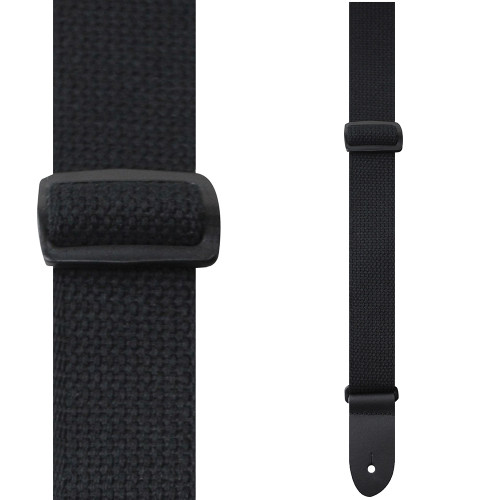 <p>In stock and ready to ship at MorMusic</p><p>Seen it cheaper elsewhere? We'll aim to match or beat any like for like price!</p>PERRI 6897 COTTON UKULELE STRAP - BLACK