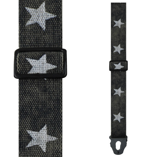 <p>In stock and ready to ship at MorMusic</p><p>Seen it cheaper elsewhere? We'll aim to match or beat any like for like price!</p>PERRI 6826 LOCK COTTON STRAP - STAR