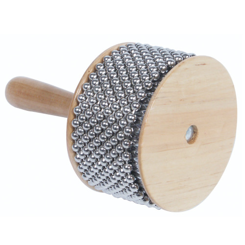 <p>In stock and ready to ship at MorMusic</p><p>Seen it cheaper elsewhere? We'll aim to match or beat any like for like price!</p>Wood with cross-pattern scraper for maximum rhythmic response. Player comfort wood handle.