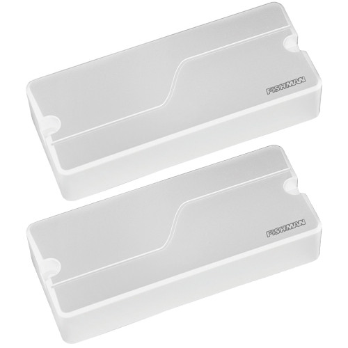<p>In stock and ready to ship at MorMusic</p><p>Seen it cheaper elsewhere? We'll aim to match or beat any like for like price!</p>FISHMAN FLUENCE HB - 7 STRING - SET - WHITE PLASTIC