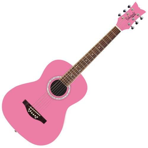 """<p>In stock and ready to ship at MorMusic</p><p>Seen it cheaper elsewhere? We'll aim to match or beat any like for like price!</p><p><span>&bull;&nbsp;Daisy Rock&rsquo;s exclusive &ldquo;Slim &amp; Narrow&rdquo; neck design makes it easier for girls with smaller hands to play the guitar.&nbsp;</span><br /><span>&bull;&nbsp;Lightweight construction makes the guitar easier to manage and more comfortable to play.&nbsp;</span><br /><span>&bull;&nbsp;The shorter and more manageable 23 1/4"""" scale is a perfect fit for younger, smaller girls.&nbsp;</span><br /><span>&bull;&nbsp;Vibrant, musically inspiring color!&nbsp;</span><br /><span>&bull;&nbsp;The perfect starter guitar!</span><br /><br /><span>The attractive Debutante Junior Miss Acoustic is a quality 3/4 size, short scale guitar that's perfect for the beginning guitarist, and it's available at a price that won't break the bank! Debutante by Daisy Rock is a unique line of guitars made exclusively for girl beginner guitarist, and they offer many of the same great features seen in the Daisy Rock line such as the trademark """"Slim &amp; Narrow"""" neck (which makes it easier for girls with smaller hands to play), lightweight bodies, and great eye-catching colors that are perfect for younger girls! Don't wait--pick up a Debutante Junior Miss Acoustic guitar and start playing today!</span></p>"""