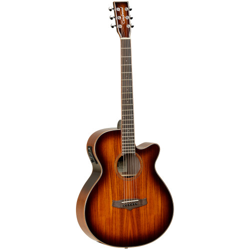 <p>In stock and ready to ship at MorMusic</p><p>Seen it cheaper elsewhere? We'll aim to match or beat any like for like price!</p><p>Winterleaf is an exciting new series from the Tanglewood design team. Created to meet the demands of the modern player, every Winterleaf guitar offers outstanding value with the highest standards of build quality and component features as standard. A closer look at the various model specifications will find some outstanding brands like B-Band Electronics, Grover machine heads and Tusq graphite saddles all partnering with the Winterleaf project concept team to deliver excellence throughout every price point and model.</p>