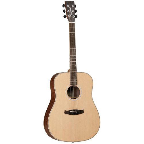 <p>In stock and ready to ship at MorMusic</p><p>Seen it cheaper elsewhere? We'll aim to match or beat any like for like price!</p>Tanglewood recognise that to introduce people to music an instrument must have a high build quality, good playability, attractive cosmetics and as many features as possible to encourage and reward aspiring musicians. Using this design brief, Tanglewood luthiers created the Discovery Acoustic series, a whole range of genuine musical instruments which feature 3 band EQ systems with stage backlighting, delicate 2mm fingerboard dots, black soft touch machine head buttons and understated sound hole rosettes, all aimed at bringing the specification of a much more expensive instrument into the entry level market.