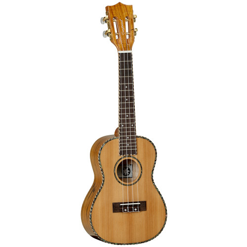 <p>In stock and ready to ship at MorMusic</p><p>Seen it cheaper elsewhere? We'll aim to match or beat any like for like price!</p><ul> <li><span>SHAPE:</span>&nbsp;Concert</li> <li><span>TOP:</span>&nbsp;Solid Cedar</li> <li><span>BACK:&nbsp;</span>Spalt Maple, Arched</li> <li><span>SIDES:</span>&nbsp;Spalt Maple</li> <li><span>NECK (MATERIAL):</span>&nbsp;Okoume</li> <li><span>FINGERBOARD:</span>&nbsp;Natural Wood</li> <li><span>BRIDGE:</span>&nbsp;Natural Wood</li> <li><span>BINDING:&nbsp;</span>None</li> <li><span>SADDLE:</span>&nbsp;ABS Ivory White</li> <li><span>NUT:</span>&nbsp;ABS Ivory White (35mm)</li> <li><span>SCALE LENGTH:</span>&nbsp;384mm</li> <li><span>MACHINE HEADS:</span>&nbsp;Die cast Chrome</li> <li><span>EQ:</span>&nbsp;N/A</li> <li><span>STRINGS:</span>&nbsp;Aquila Nylgut</li> <li><span>SKU:</span>&nbsp;TWT11</li> <li><span>RANGE:</span>&nbsp;Tiare</li> <li><span>UPC:</span>&nbsp;810944011440</li> </ul> <p><em>*Natural Wood in accordance with Cities regulations</em></p>