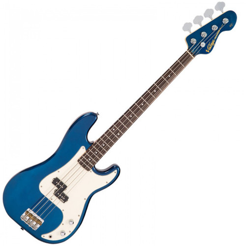 <p>In stock and ready to ship at MorMusic</p><p>Seen it cheaper elsewhere? We'll aim to match or beat any like for like price!</p><p><span>Classic split single coil tones abound with the V4 bass.&nbsp;</span><br /><span>Its alder body gives a firm foundation for the Wilkinson adjustable bridge and is perfectly matched to an hard maple neck with lignum rosa fingerboard.</span></p>