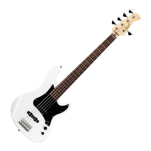 """<p>In stock and ready to ship at MorMusic</p><p>Seen it cheaper elsewhere? We'll aim to match or beat any like for like price!</p><p><span>GB55JJ</span><br /><span>A great bass has just the right blend of timeless design and modernized features. The GB55JJ mixes a proven body and bridge design with enhanced electronics, machine heads, and more to give you the best of the past and future.</span><br /><br /><span>Alder Body</span><br /><span>The Alder body provides a perfectly balanced tone while gives a slight boost on high mid range. It's one of the ideal tonewoods for bass guitar and used by many guitar makers since 1950's.</span><br /><br /><span>Canadian Hard Maple Neck With Satin Finish</span><br /><span>The Canadian hard Maple neck provides power and stability as well as contributing a warm, beefy and punchy tone with a strong upper midrange. Dense and rigid yet with just the right amount of tactile flexibility, it responds sensitively to your picking attack and slapping techniques with plenty of articulation and power.</span><br /><br /><span>Voiced Tone VTB-ST Pickups</span><br /><span>The new Voiced Tone J-style single-coil pickups perfectly complement the big robust acoustic sound of the bass with modern clarity, transparency and vintage warmth. Painstakingly developed by Cort&rsquo;s engineers by drawing on decades of pickup winding experience, the Voiced Tone pickups feature the highest-grade components and winding techniques to allow the natural character of the guitar to be faithfully delivered to the amp.</span><br /><br /><span>Ergonomic Neck Joint</span><br /><span>Designed and implemented to facilitate easy access to the upper register of the fingerboard, the new Ergonomic Neck Joint increases playing comfort while reducing tendon stress and awkward wrist and finger positions. Now you can solo away and reach the highest notes with confidence as well as greatly improved playability.</span><br /><span class=""""title"""">Features</span><span>&bull; Construc"""