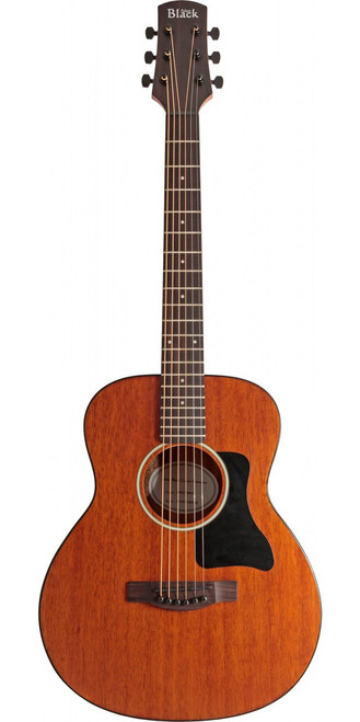 <p>In stock and ready to ship at MorMusic</p><p>Seen it cheaper elsewhere? We'll aim to match or beat any like for like price!</p><p><span>It's officially a travel guitar, but the Adam Black 0-2T Travel Acoustic is one instrument you'll find yourself picking up all the time due to its wieldy size and easy playability. Its short scale is also ideal for those with smaller hands who struggle to reach across the frets of a full-size guitar. A steal for the price, the build quality on this little guitar is - frankly - phenomenal, and Adam Black have supplied it with a fantastic padded gig bag to boot! </span></p> <p><span>Adam Black 0-2T Travel Guitar With High Quality Gig Bag The Adam Black 02T is ideal for the travelling musician, or for anyone who needs a rugged, portable and sweet playing instrument, which is most of us! Constructed from tough laminate sapele, it will take a bit of a beating, though you may end up loving it too much to allow any harm to come to it. The body is small enough for an unobtrusive footprint, but just big enough to produce an impressive amount of volume. We wouldn't usually make a big deal of a packaged gig bag, but the one included with this guitar is seriously nice! It features padded shoulder straps and carry handle, a large accessory pouch and all-important body padding to protect the instrument itself. We don't expect these to stick around long, so grab one today!</span></p>