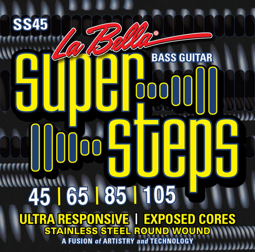 <p>In stock and ready to ship at MorMusic</p><p>Seen it cheaper elsewhere? We'll aim to match or beat any like for like price!</p>SS45 Super Steps - Standard 45-105