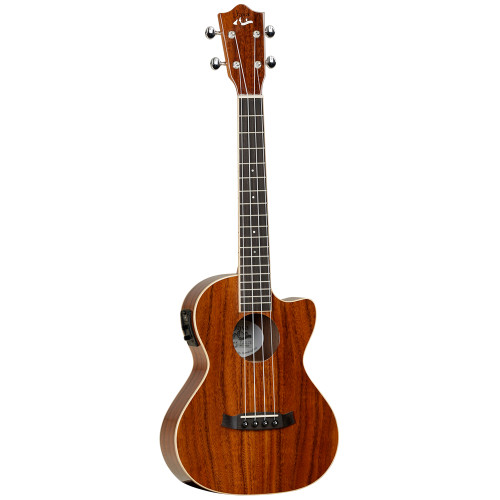 <p>In stock and ready to ship at MorMusic</p><p>Seen it cheaper elsewhere? We'll aim to match or beat any like for like price!</p><ul> <li><span>SHAPE:</span>&nbsp;Tenor Cutaway</li> <li><span>TOP:</span>&nbsp;Solid Java Koa</li> <li><span>BACK:&nbsp;</span>Java Koa</li> <li><span>SIDES:</span>&nbsp;Java Koa</li> <li><span>NECK (MATERIAL):</span>&nbsp;Mahogany</li> <li><span>FINGERBOARD:</span>&nbsp;Techwood</li> <li><span>BRIDGE:</span>&nbsp;Techwood</li> <li><span>BINDING:&nbsp;</span>Flame Maple</li> <li><span>SADDLE:</span>&nbsp;White PPS</li> <li><span>NUT:</span>&nbsp;White PPS (34mm)</li> <li><span>SCALE LENGTH:</span>&nbsp;434mm</li> <li><span>MACHINE HEADS:</span>&nbsp;Chrome Open Gear</li> <li><span>FINISH:</span>&nbsp;Natural Gloss</li> <li><span>EQ:</span>&nbsp;Tanglewood TUT EQ</li> <li><span>STRINGS:</span>&nbsp;Nylgut Aquila</li> <li><span>SKU:</span>&nbsp;TUJ5CE</li> <li><span>RANGE:</span>&nbsp;Java&nbsp;Ukuleles</li> <li><span>UPC:</span>&nbsp;810944013918</li> </ul> <p><em>*Timber in accordance with Cities regulations</em></p>