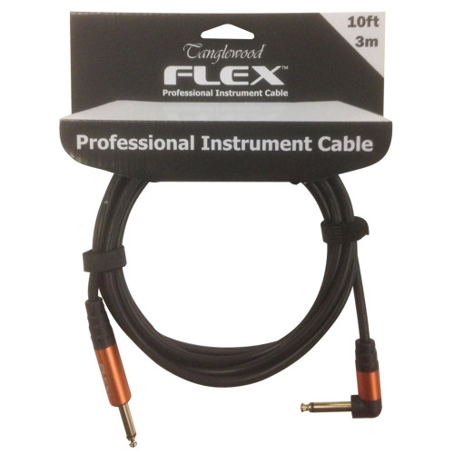 <p>In stock and ready to ship at MorMusic</p><p>Seen it cheaper elsewhere? We'll aim to match or beat any like for like price!</p><p>3 Metre Rubber Cable with Angled Connection</p> <p>Tanglewood Flex Cables are designed to capture the dynamic frequency response of the audio spectrum and intelligently transfer the tonal detail with transparency&nbsp;and clarity.</p>