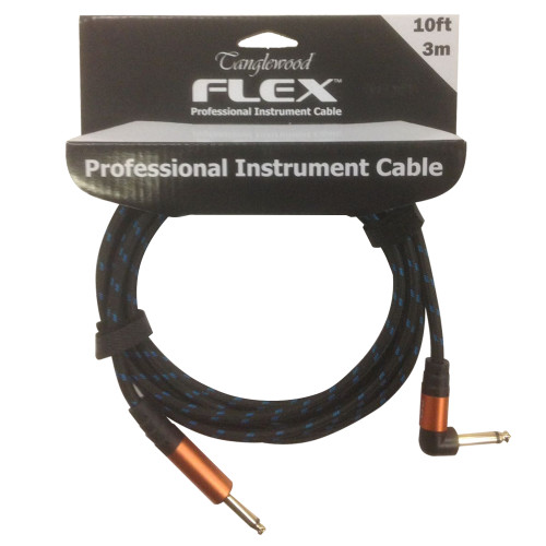 <p>In stock and ready to ship at MorMusic</p><p>Seen it cheaper elsewhere? We'll aim to match or beat any like for like price!</p><p>3 Metre Braided&nbsp;Cable (Black/Blue Design) with Angled Connection</p> <p>Tanglewood Flex Cables are designed to capture the dynamic frequency response of the audio spectrum and intelligently transfer the tonal detail with transparency&nbsp;and clarity.</p> <p><span>SKU:</span>&nbsp;FX3BBA</p>