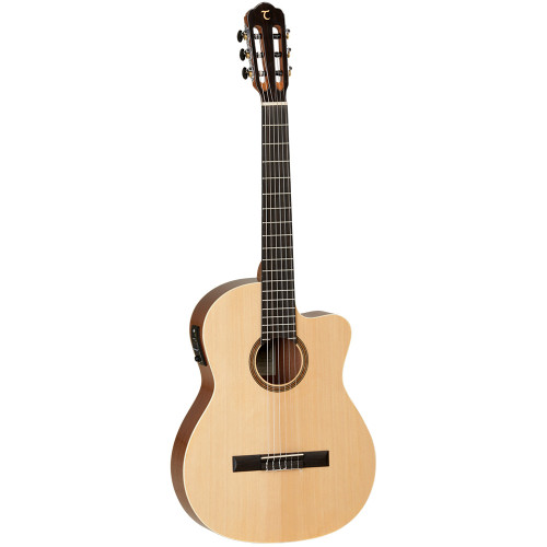 "<p>In stock and ready to ship at MorMusic</p><p>Seen it cheaper elsewhere? We'll aim to match or beat any like for like price!</p><ul> <li><span>SHAPE:</span>&nbsp;Full size Classical</li> <li><span>TOP:</span>&nbsp;Spruce</li> <li><span>BACK:</span>&nbsp;Mahogany</li> <li><span>SIDES:</span>&nbsp;Mahogany</li> <li><span>NECK (MATERIAL):</span>&nbsp;Mahogany</li> <li><span>FINGERBOARD:</span>&nbsp;Techwood</li> <li><span>BRIDGE:</span>&nbsp;Techwood</li> <li><span>BINDING:</span>&nbsp;White ABS</li> <li><span>SADDLE:</span>&nbsp;PPS</li> <li><span>NUT (WIDTH):</span>&nbsp;PPS (48mm)</li> <li><span>SCALE LENGTH:</span>&nbsp;650mm</li> <li><span>MACHINE HEADS:</span>&nbsp;Chrome, Black Buttons</li> <li><span>FINISH:</span>&nbsp;Natural Gloss</li> <li><span>EQ:</span>&nbsp;<a href=http://www.tanglewoodguitars.co.uk/product/b-band-m450t/"">B-Band M450T</a></li> <li><span>STRINGS:</span>&nbsp;Savarez</li> <li><span>SKU:</span>&nbsp;TWCE3</li> <li><span>RANGE:</span>&nbsp;Winterleaf Classical</li> <li><span>UPC:</span>&nbsp;819907020383</li> </ul> <p><span>Dimensions:</span></p> <ul> <li>UPPER BOUT WIDTH: 247mm</li> <li>LOWER BOUT WIDTH: 359mm</li> <li>WAIST WIDTH: 214mm</li> <li>BODY DEPTH (TOP): 88mm</li> <li>BODY DEPTH (BOTTOM): 99mm</li> <li>BODY LENGTH: 496mm</li> <li>TOTAL LENGTH: 1200mm</li> </ul>""""p>In stock and ready to ship at MorMusic</p><p>Seen it cheaper elsewhere? We'll aim to match or beat any like for like price!</p><ul> <li><span>SHAPE:</span>&nbsp;Full size Classical</li> <li><span>TOP:</span>&nbsp;Spruce</li> <li><span>BACK:</span>&nbsp;Mahogany</li> <li><span>SIDES:</span>&nbsp;Mahogany</li> <li><span>NECK (MATERIAL):</span>&nbsp;Mahogany</li> <li><span>FINGERBOARD:</span>&nbsp;Techwood</li> <li><span>BRIDGE:</span>&nbsp;Techwood</li> <li><span>BINDING:</span>&nbsp;White ABS</li> <li><span>SADDLE:</span>&"""