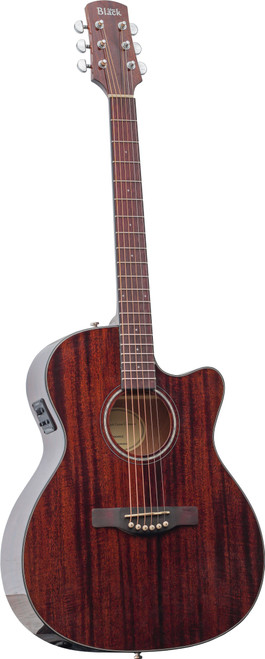 <p>In stock and ready to ship at MorMusic</p><p>Seen it cheaper elsewhere? We'll aim to match or beat any like for like price!</p><p>An all-mahogany acoustic with a high gloss solid mahogany top, layered mahogany back &amp; sides and a 3-piece mahogany neck. A solid mahogany top has been chosen to provide a warm and percussive mid-range tone.</p> <p>&nbsp;</p> <p>The O-4M CE is fitted with a Fishman Presys II system which includes a built-in tuner, volume, bass, treble and phase controls. Supplied with a padded gigbag with 10mm thick padding, comfortable shoulder straps, carry handle and an accessory pouch.</p> <p>&nbsp;</p> <ul> <li>Orchestral/Folk Sized Body</li> <li>Solid Mahogany Top</li> <li>Laminated Mahogany Back &amp; Sides</li> <li>3-Piece Mahogany Neck</li> <li>44mm Nut Width</li> <li>25.5&rdquo; Scale Length</li> <li>Dot Inlays</li> <li>Purpleheart Fingerboard &amp; Bridge</li> <li>Fishman Presys II&nbsp;<span>Preamp &amp; Transducer System&nbsp;</span>with Built-in Tuner.</li> <li>Chrome Diecast Machine Heads</li> <li>Black/White/Black/White/Black Body Binding</li> <li>Black Neck Binding</li> <li>Supplied with a padded gigbag with 10mm thick padding, comfortable shoulder straps, carry handle and an accessory pouch</li> </ul>
