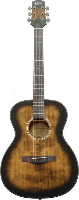 <p>In stock and ready to ship at MorMusic</p><p>Seen it cheaper elsewhere? We'll aim to match or beat any like for like price!</p><p>Steeped in folklore, America&rsquo;s Route 61 highway has been linked with Robert Johnson&rsquo;s deal with the devil, gave its name to Bob Dylan&rsquo;s 6th studio album (Highway 61 Revisited) as well as songs named after the highway by Sunnyland Slim, Johnny Young and James &lsquo;Son&rsquo; Thomas. A name which perfectly captures the essence of our latest offering from Adam Black.</p> <p>&nbsp;</p> <p>A stunning guitar with a solid spruce top, layered mahogany back and sides with a 3-piece mahogany neck, topped off in a satin Mississippi Mud-Burst finish. Supplied with a padded gigbag with 10mm thick padding, comfortable shoulder straps, carry handle and an accessory pouch.</p> <ul> <li>Orchestral/Folk Sized Body</li> <li>Solid Spruce Top</li> <li>Laminated Mahogany Back &amp; Sides</li> <li>3-Piece Mahogany Neck with Dot Inlays</li> <li>44mm Bone Nut</li> <li>25.5&rdquo; Scale Length</li> <li>Purpleheart Fingerboard &amp; Bridge</li> <li>Preamp &amp; Transducer System:&nbsp;No Pickup.</li> <li><span>Black Chrome Diecast Machine Heads</span></li> <li>White/Black/White Body Binding</li> <li>Black Neck Binding</li> <li>Supplied with a padded gigbag with 10mm thick padding, comfortable shoulder straps, carry handle and an accessory pouch</li> </ul>