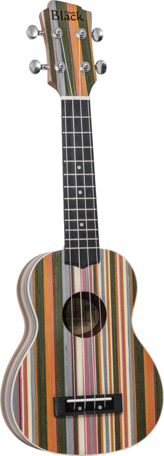 <p>In stock and ready to ship at MorMusic</p><p>Seen it cheaper elsewhere? We'll aim to match or beat any like for like price!</p><p><span>Nylon strung ukulele with a striking and unique rainbow design (not a print) on the front, back and sides.</span></p> <ul> <li>Rainbow Tech Wood Top, Back &amp; Sides</li> <li>Okoume Neck</li> <li>Purple Heart Fingerboard</li> <li>Dot Inlays</li> <li>Purple Heart Bridge</li> <li>Ivory Body Binding</li> <li>Chrome Diecast<span>&nbsp;Sealed Machine Heads</span></li> <li>Nylon Strung with Aquila Strings</li> </ul>
