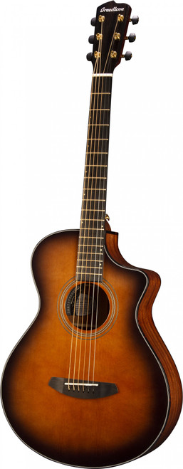 Breedlove Organic Series Performer Concertina Bourbon Burst CE