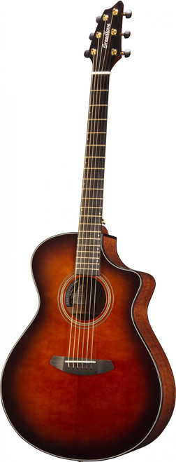 "<p>In stock and ready to ship at MorMusic</p> <p>Seen it cheaper elsewhere? We'll aim to match or beat any like for like price!</p> <p><span>A player&rsquo;s guitar, the Performer Concert Bourbon CE is ready to step up in any musical style. The sheer versatility of the venerated Breedlove Concert shape finds full expressive voice in the outstanding tonewood combination of African mahogany and European spruce. The torrefaction process adds instant vintage power, sustain and clarity, which is ideal for fingerpickers sketching out difficult passages along the slim, easy-playing neck, or for rock and rollers strumming late into the night. The contrast of the exotic African ebony fingerboard and bridge with the high gloss Bourbon Burst finish is striking on stage or off. You won&rsquo;t find a better guitar, or a better bargain, anywhere. Step up.</span></p> <ul> <li>Body Type: Concert</li> <li>Neck Wood: African Mahogany</li> <li>Solid Wood Top: Torrefied European Spruce</li> <li>Solid Wood Back &amp; Sides: African Mahogany</li> <li>Top Finish: Bourbon Burst High Gloss</li> <li>Fretboard: African ebony</li> <li># Frets: 20</li> <li>Nut Width: 1.69""</li> <li>Tuners Hardware: Premium Breedlove Gold w/ Black buttons</li> <li>Lower Bout Width: 15.37""</li> <li>Waist Width: 9""</li> <li>Upper Bout Width: 11.279""</li> <li>Body Length: 19.874""</li> <li>Body Depth: 3.75"" (neck), 4.5"" (tail)</li> <li>String Gauge: Olympia light (.012""-.053"")</li> <li>Pickup: Breedlove Natural Sound (Microsonic VT HD 2-AAA)</li> <li>Bridge: Delta bridge, African ebony</li> <li>Binding: Tortoise (6mm)</li> <li>Inlay: 3mm Brass Dots Offset</li> <li>Scale Length: 25.59""</li> <li>Sound Hole: 3.937""</li> </ul>"