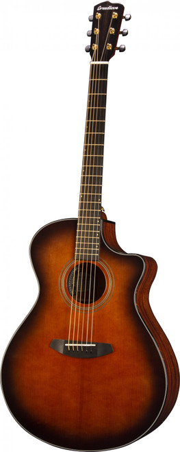 "<p>In stock and ready to ship at MorMusic</p> <p>Seen it cheaper elsewhere? We'll aim to match or beat any like for like price!</p> <p><span>Breedlove&rsquo;s largest body style delivers all it promises. In a high gloss Performer configuration&mdash;with eye-catching Bourbon stain&mdash;it will solidly back the largest ensemble or provide classic support for a solo singer/songwriter. Like a dreadnought, the Performer Concerto Bourbon CE has a slightly scooped EQ, creating a comfortable valley for your voice, and providing an incisive tone for your solos. A pinless African ebony bridge leaves room for damping and makes for lightning-fast string changes, while Natural Sound electronics translate that great torrefied tone to practice amp or PA. Whether you are on stage in front of thousands or just in front of your mirror, the Performer Concerto Bourbon CE will take you there.</span></p> <ul> <li>Body Type: Concerto</li> <li>Neck Wood: African Mahogany</li> <li>Solid Wood Top: Torrefied European Spruce</li> <li>Solid Wood Back &amp; Sides: African Mahogany</li> <li>Top Finish: Bourbon Burst High Gloss</li> <li>Fretboard: African ebony</li> <li># Frets: 20</li> <li>Nut Width: 1.69""</li> <li>Tuners Hardware: Premium Breedlove Gold w/ Black buttons</li> <li>Lower Bout Width: 16""</li> <li>Waist Width: 9.37""</li> <li>Upper Bout Width: 11.744""</li> <li>Body Length: 20.696""</li> <li>Body Depth: 3.75"" (neck), 4.5"" (tail)</li> <li>String Gauge: Olympia medium (.013""-.056"")</li> <li>Pickup: Breedlove Natural Sound (Microsonic VT HD 2-AAA)</li> <li>Bridge: African Ebony</li> <li>Binding: Tortoise (6mm)</li> <li>Inlay: 3mm Brass Dots Offset</li> <li>Scale Length: 25.59""</li> <li>Sound Hole: 3.74""</li> </ul>"