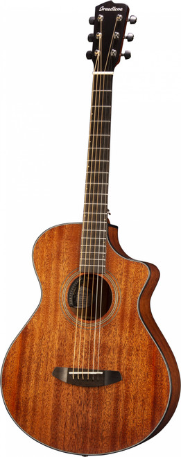 "<p>In stock and ready to ship at MorMusic</p> <p>Seen it cheaper elsewhere? We'll aim to match or beat any like for like price!</p> <p><span>Songwriters from Bob Dylan to Jeff Tweedy have made their point with small body all-mahogany guitars. Instruments made from a single species have a unique voice, and Breedlove&rsquo;s sustainably-sourced African mahogany speaks with a dry, warm authority that fairly screams Americana, and supports your singing without overpowering it. The soft cutaway, easy-bending short-scale feel and Natural Sound electronics of the Wildwood Concertina Satin CE make it a mean little lead machine, too, with the ability to sit in a mix or cut right through it. A simple, durable satin finish throughout puts an elegant guitar in your hands at the right price.</span></p> <ul> <li>Body Type: Concertina</li> <li>Neck Wood: African Mahogany</li> <li>Solid Wood Top: African Mahogany</li> <li>Solid Wood Back &amp; Sides: African Mahogany</li> <li>Top Finish: Satin (Mahogany Stain)</li> <li>Back &amp; Side Finish: Bourbon burst gloss</li> <li>Fretboard: Indian Laurel</li> <li># Frets: 18</li> <li>Nut Width: 1.69""</li> <li>Tuners Hardware: Premium Breedlove Chrome w/ Black buttons</li> <li>Lower Bout Width: 14.75""</li> <li>Waist Width: 8.64""</li> <li>Upper Bout Width: 10.826""</li> <li>Body Length: 19.078""</li> <li>Body Depth: 3.75"" (neck), 4.5"" (tail)</li> <li>String Gauge: Olympia light (.012""-.053"")</li> <li>Pickup: Breedlove Natural Sound (Microsonic VT HD 2-AAA)</li> <li>Bridge: Indian Laurel</li> <li>Binding: Tortoise (6mm)</li> <li>Inlay: Offset Dots</li> <li>Scale Length: 24.8""</li> <li>Sound Hole: 3.877""</li> </ul>"