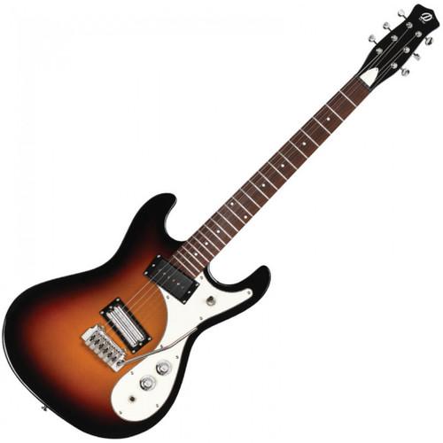 DANELECTRO '64XT GUITAR ~ 3 TONE SUNBURST - SPECIAL OFFER!!