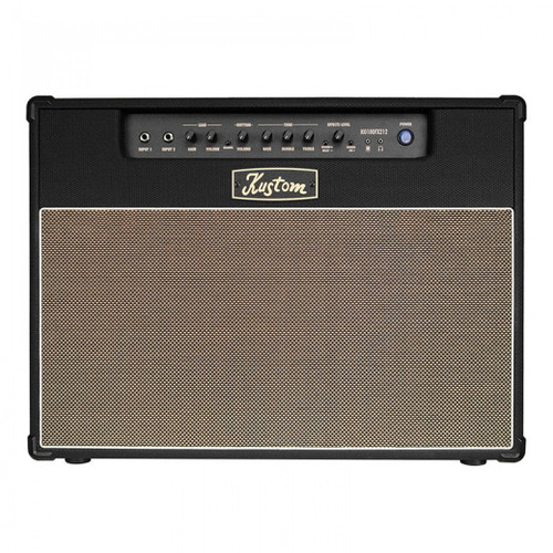 "KUSTOM KG SERIES GUITAR AMP 2 X 12"" WITH DIGITAL EFFECTS - 100W"