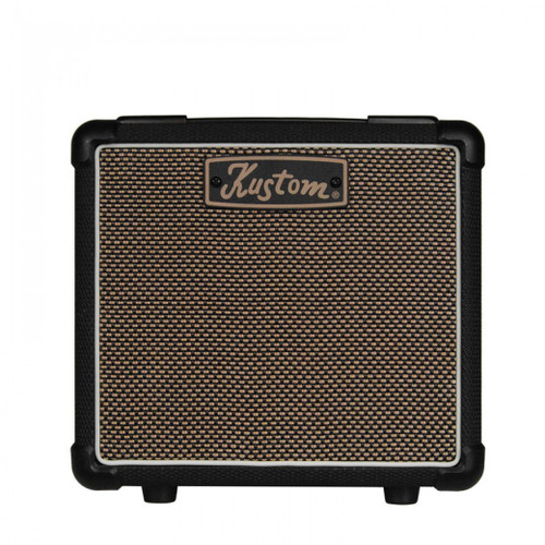 "KUSTOM KG SERIES BATTERY POWERED GUITAR AMP 1 X 6"" - 10W"