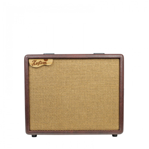 """KUSTOM SIENNA PRO ACOUSTIC AMP 1 X 8"""" WITH REVERB - 16W"""