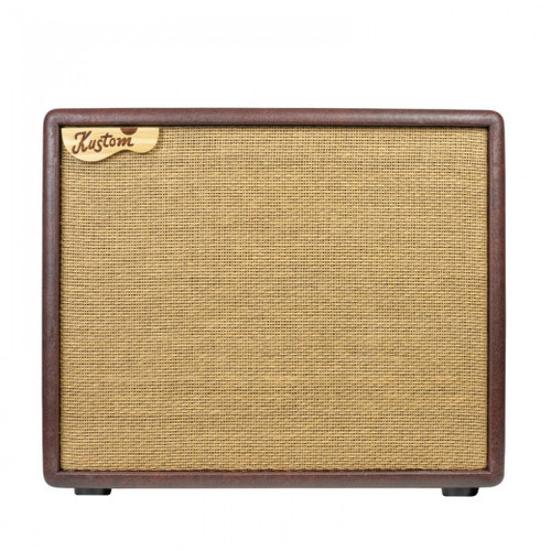 """KUSTOM SIENNA PRO ACOUSTIC AMP 1 X 10"""" WITH DSP - 30W"""