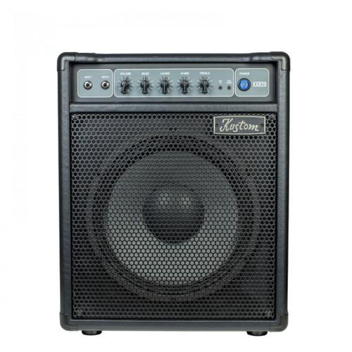 "KUSTOM KXB SERIES BASS AMP 1 X 12"" WITH 4 BAND EQ - 20W"