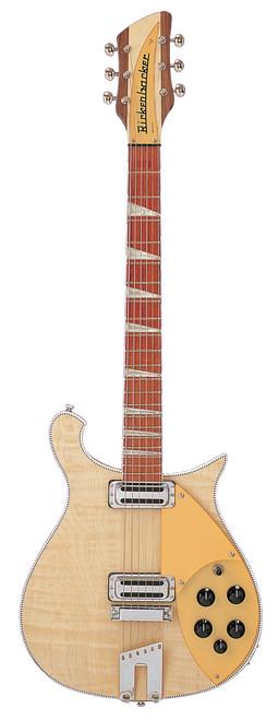 Rickenbacker 660 Mapleglo