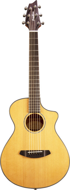 MorMusic - The Guitar Specialists Est 1985  In stock and ready to ship at MorMusic  Seen it cheaper elsewhere? We'll aim to match or beat any like for like price!  Pursuit Companion CE Red Cedar – Mahogany is Breedlove's small travel-ready acoustic-electric guitar with a warm and rich sound that emanates from the solid red cedar top and mahogany back and sides. The smaller Companion body shape was engineered for a light play style with clean and powerful projection from a small body guitar that is a joy to hold and play. This guitar is ideal for the player looking for a more nuanced sound with more tonal complexity, and comfortable playing experience. Featuring the reliable and great sounding LR Baggs EAS electronic system, it can also be plugged in for amplification. You will sound better, play better, and play more on a Breedlove Pursuit Series acoustic-electric guitar.
