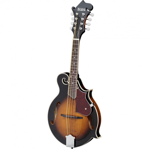 MorMusic - The Guitar Specialists Est 1985  In stock and ready to ship at MorMusic  Seen it cheaper elsewhere? We'll aim to match or beat any like for like price!  F-Style scroll Mandolin supplied with Adam Black gigbag