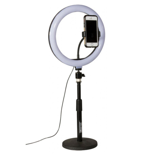 On-Stage LED Ring Light Kit