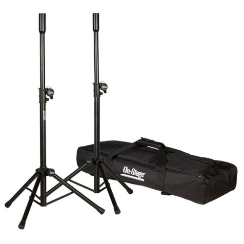 On-Stage Mini Speaker Stand Pack