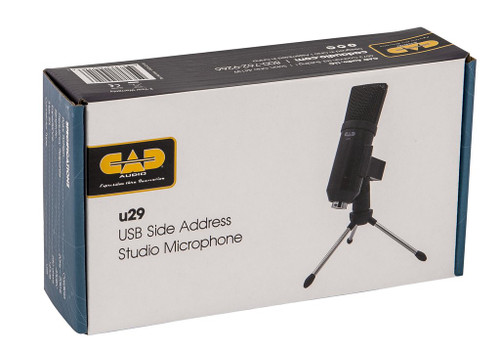 CAD USB Studio Microphone Kit
