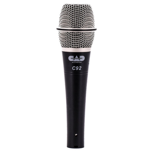 CAD Live C92 Cardioid Condenser Handheld Microphone