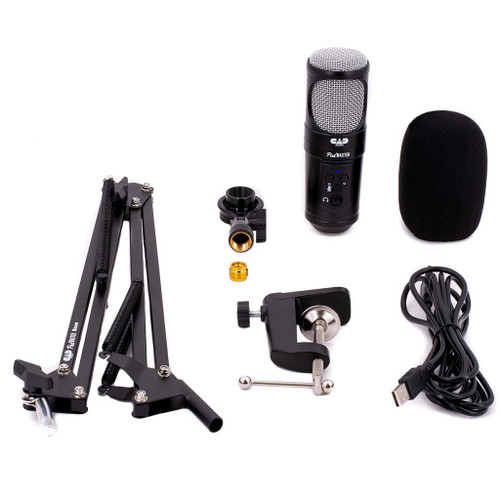 CAD Podmaster Super D USB Microphone Kit