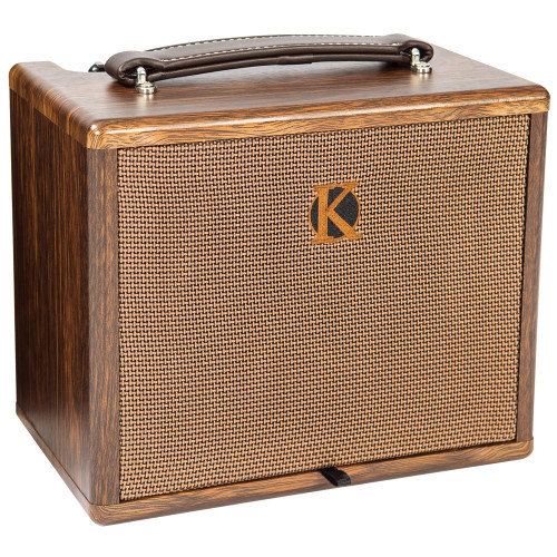 Kinsman 25w Acoustic Amp ~ Mains/Battery Power/Bluetooth® ~ Wood - SPECIAL OFFER!!