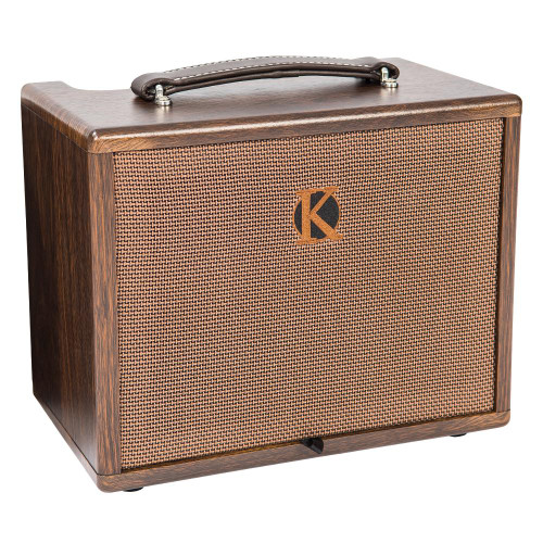 Kinsman 45w Acoustic Amp ~ Mains/Battery Power/Bluetooth® ~ Wood - SPECIAL OFFER!!
