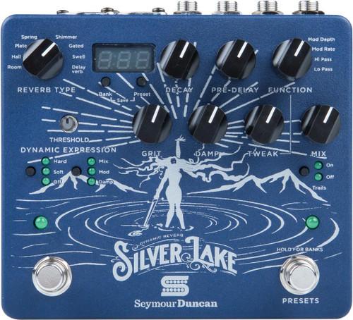 Seymour Duncan Silver Lake Dynamic Reverb Pedal