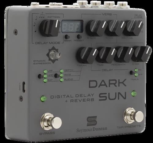 Seymour Duncan Dark Sun Digital Delay + Reverb Pedal