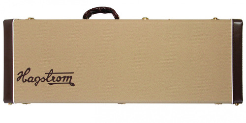 Hagstrom B70 Case for Super Swede Bass